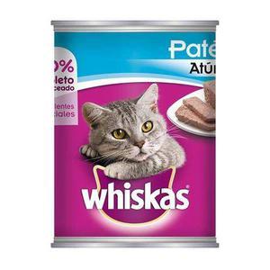 Alimento Para Gato Whiskas Atún Adulto 350 Gr