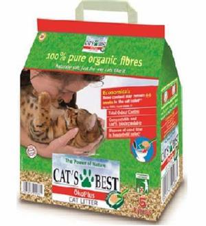 Arena Para Gatos Cats Best 5 Libras