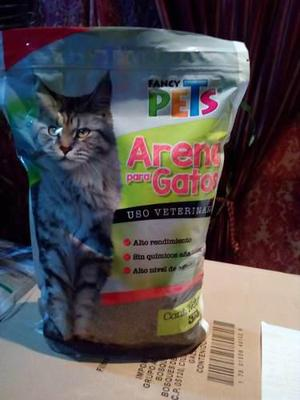 Arena Para Gatos Fancy Pets 3 Kg.