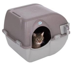 Arenero Para Gato Auto-limpiable Grande Omega Paw