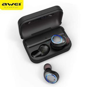 Audifonos Awei T3 Bluetooth A Prueba De Agua Anti Sudor Ipx4
