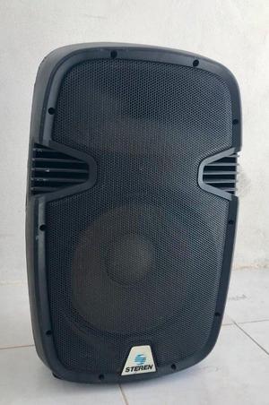 """Bafle marca Steren de 12"""" amplificado"""