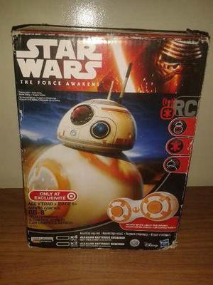 Bb-8 Star Wars De Hasbro Droide A Control Remoto