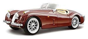 Bijoux 120 Roadster Jaguar Xk (1/24 Escala), Rojo
