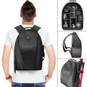 Bolsa Estuche Mochila Backpack Camara Foto Profesional Dsrl
