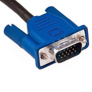 Cable Vga 3 Metros Macho - Macho Monitor Pc Laptop - Calidad