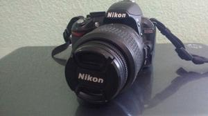 Camara Profesional Nikon D