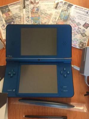 Cambio/v Nintendo Dsi Xl Azul Caja C/450 Juegos Completos
