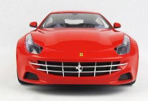 Carro Rastar Ferrari Ff Rc Rtr 1:14 A Control Remoto - Roj