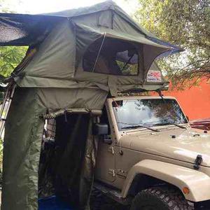Casa De Campaña Para Techo 4x4 Jeep Cacería Roof Tent