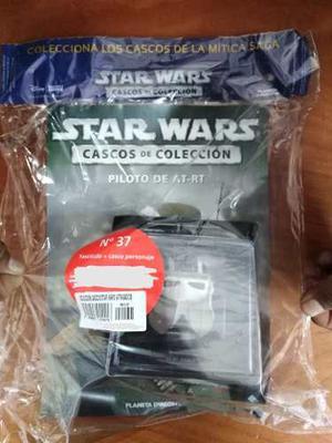Cascos Star Wars #37 Planeta Deagostini
