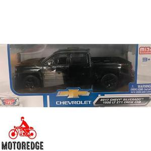 Chevy Silverado 2017 1500lt Z71 Crew Cab Motormax 1/24