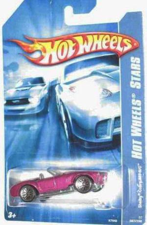 Code Car Series -#13 Shelby Cobra 427 S/c Magenta 10-spoke