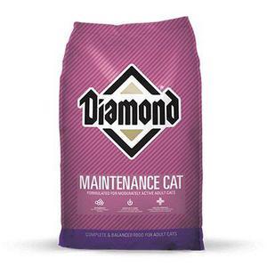 Diamond Mantenimiento Gato18.1kg Envio Gratis A Todo El Pais