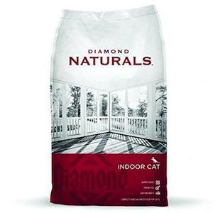Diamond Naturals - Cat Indoor Hairball 8.16kg - Pet Heroes