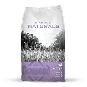 Diamond Naturals Kitten (dos Bolsas De 2.72kg)