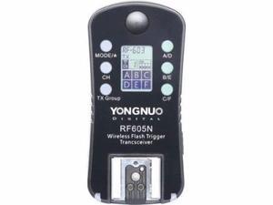 Disparador Yongnuo Rf605 Para Flash Para Nikon