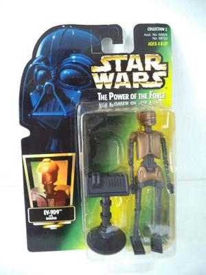 Ev-9d9 Droid Datapad Star Wars The Power Of The Force Kenner