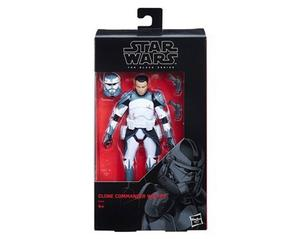 Figura Star Wars Clone Commander Wolffe Black Series