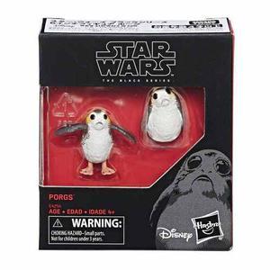Figuras Porgs Star Wars The Black Series