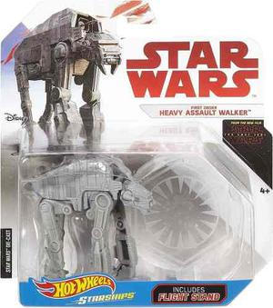 Firs Order Heavy Assault Walker Star Wars Hot Wheels®