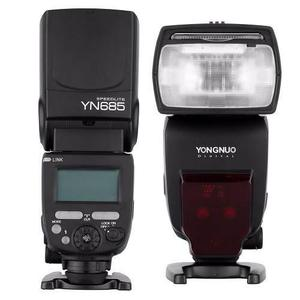 Flash Yongnuo Yn685 Para Nikon, Ttl, Manual, Multi Ng60