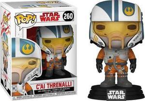 Funko Pop Star Wars The Last Jedi: C'ai Threnalli