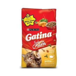 Gatina Alimento Para Gato 15kg Envió Gratis Petguru
