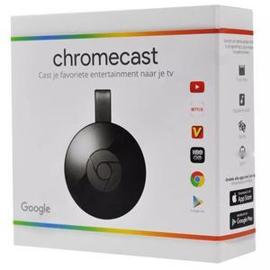 Google Chromecast 2da Generacion Hdmi Wifi Original