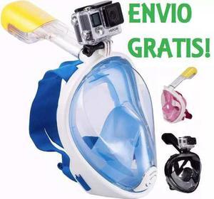 Gopro Mascara Snorkel Buceo Sj4000 Gopro Etc