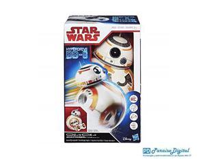 Hasbro Disney Star Wars Hyperdrive Bb8 Control Remoto