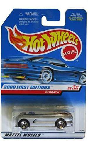 Hot Wheels 2000-065 Deora Ii 5 De 36 Primera Edición 164 Es