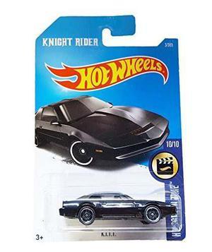 Hot Wheels 2017 Hw Hora De La Pantalla Knight Rider K.i.t.t