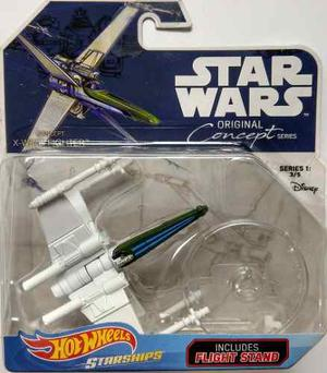 Hot Wheels Star Wars Concept X-wing Fighter