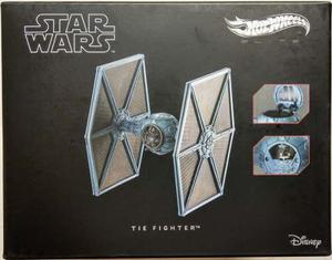 Hot Wheels Star Wars Tie Fighter Elite - Episodio V