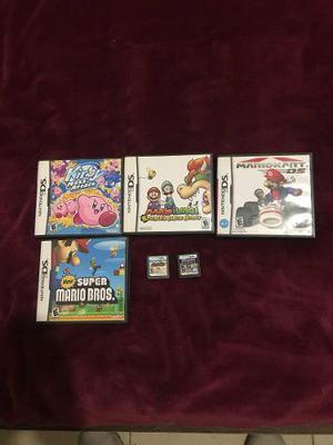 Juegos Para Nintendo Ds Mario,kirby,mario Kart