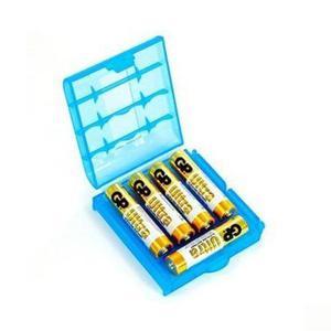 Kit De 5 Estuches Para Baterías Aa Y Aaa