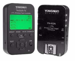 Kit De Controlador Y Transceptor Yn622 Tx Para Nikon