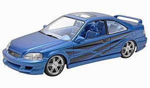 Kit De Revell / Monograma Fast & Furious Honda Civic Si Coup