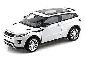 Land Rover Range Rover Evoque 1/24 Blanca