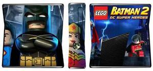 Lego Batman 2 Dc Super Heroes Juego De Piel Para La Consola