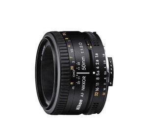 Lente Nikon 50mm F/1.8d Nuevos Y Sellados