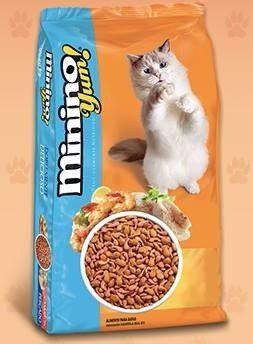 Minino Yum Alimento Para Gato 20kg Petguru