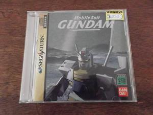 Mobile Suit Gundam (japonés) Sega Saturn Shoryuken Games