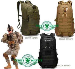 Mochila Backpack Táctica Militar Escolar Trabajo Casual 25l