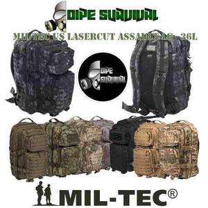 Mochila Táctica Mil-tec Kryptek Assault Laser Cut 50 Lts