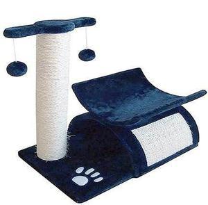 Mueble Para Gato Con Rascador 45 Cm Fl 8520