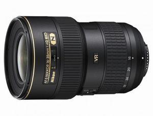 Nikon Af-s Nikkor 16-35mm F/4g Ed Vr - (ml)