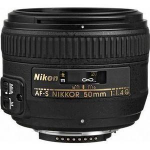 Nikon Af-s Nikkor 50mm F/1.4g - (ml)