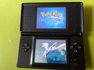 Nintendo Ds Consola Con Pokémon Soul Silver Envío Gratis